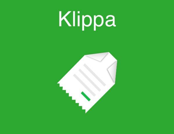 Logo Klippa